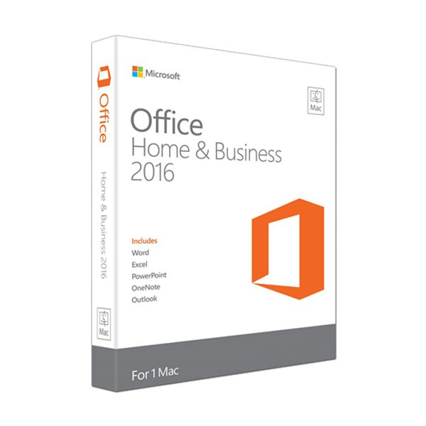 office mac home and business 2016